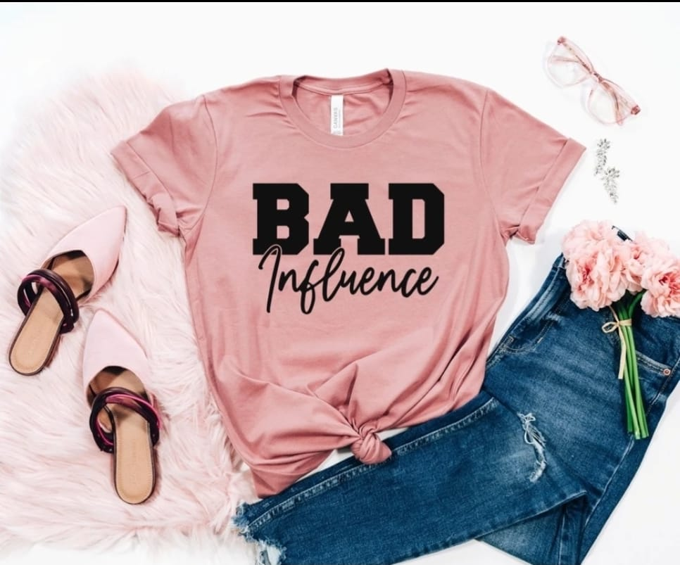 Bad Influence Tee