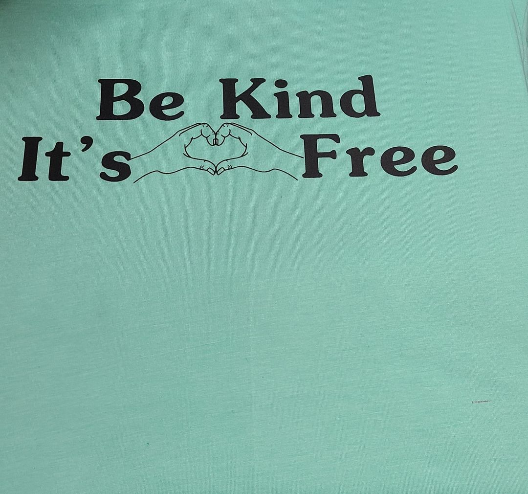 Be Kind It's Free Tee