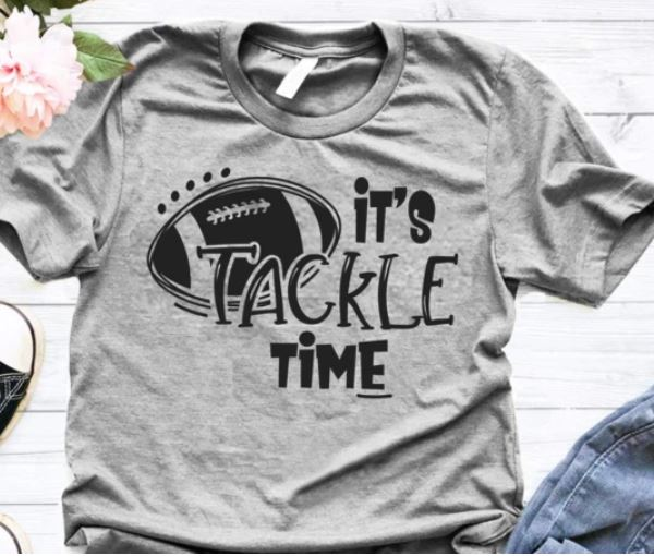 Tackle Time Tee