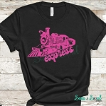 Hot Mess Express Train Tee