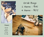 Grab Bags - 2 Item or 4 Item ***FREE SHIPPING