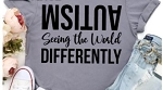 Autism Seeing the World Differently Tee