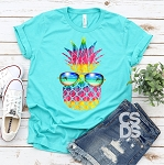 Beach Pineapple Tee