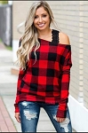 Buffalo Off The Shoulder Top