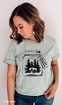 Collect Moments Camping Tee