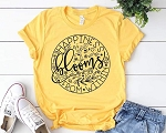 Happiness Blooms From Within Tee