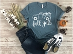Fall Y'All Truck Tee