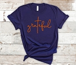 Grateful Cross Rust Tee