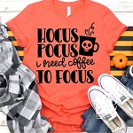 Hocus Pocus Coffee to Focus Tee