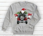 Jeep Christmas Gnomes Tee