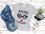 MIMI Like a Normal Grandma Tee
