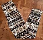 Printed Leggings Polyester/Spandex