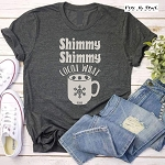 Shimmy Shimmy Cocoa What Tee