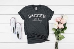 Soccer All Day Tee