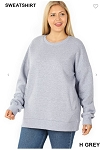 Sweatshirt with Pockets