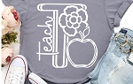 T is for Teach Tee
